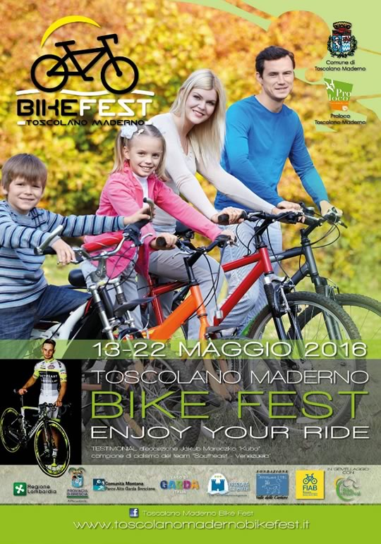 Bike Fest a Toscolano Maderno