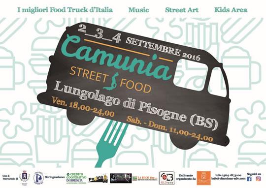 Camunia Street Food a Pisogne