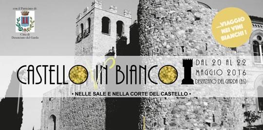 Castello in Bianco a Desenzano