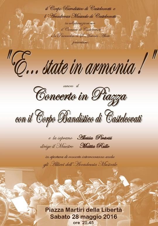 E...State in Armonia a Catelcovati