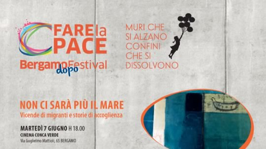 Fare la Pace Bergamo Dopo Festival