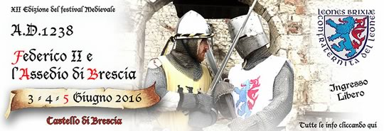 Federico II e l'Assedio di Brescia