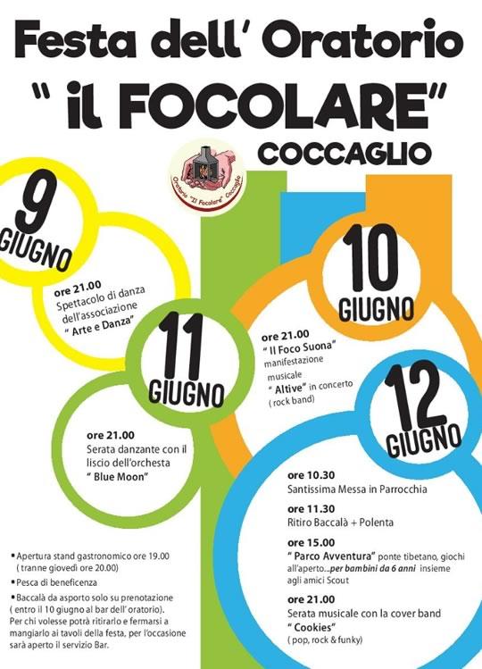 Festa dell'Oratorio a Coccaglio