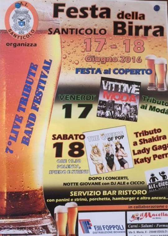 Festa della Birra a Santicolo