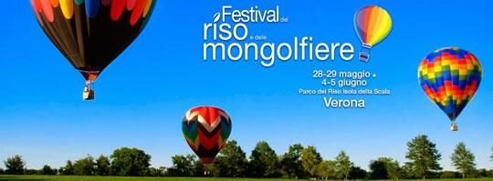 Festival del Riso e delle Mongolfiere a Verona