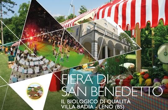 Fiera di San Benedetto a Leno