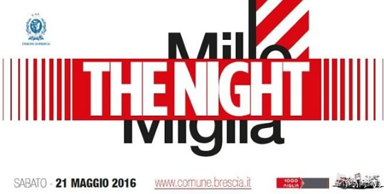 Mille Miglia The Night