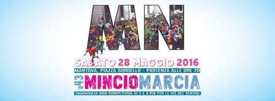 Mincio Marcia a Mantova