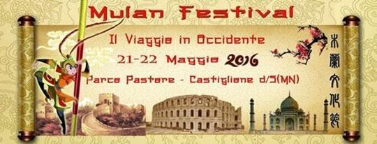 Mulan Festival a Castiglione delle Stiviere MN