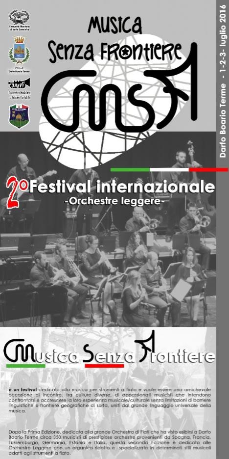 Musica Senza Frontiere a Darfo Boario Terme
