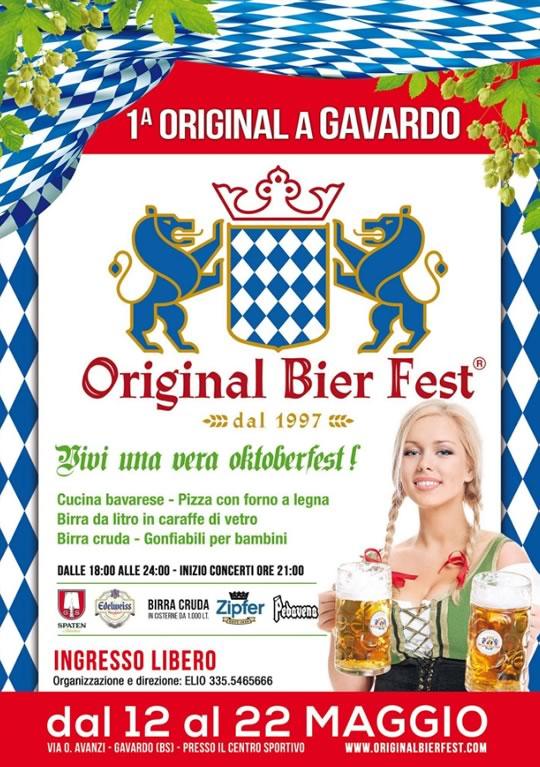 Original Bier Fest a Gavardo