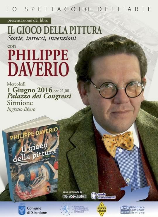 Philippe Daverio a Sirmione