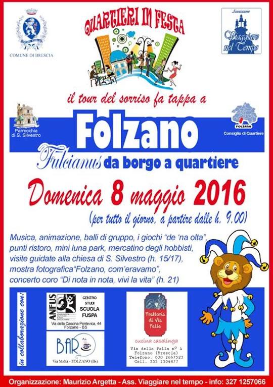 Quartieri in Festa a Folzano