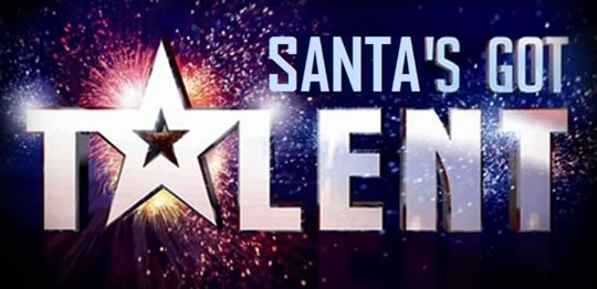 Santa's Got Talent a Sant'Eufemia