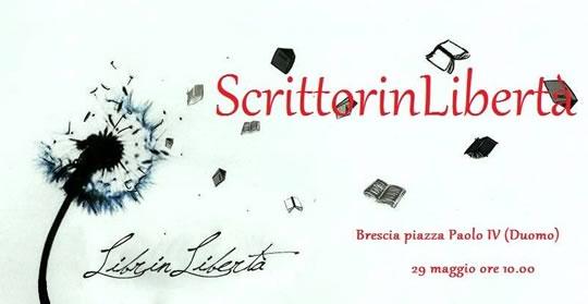 ScrittorinLibertà a Brescia