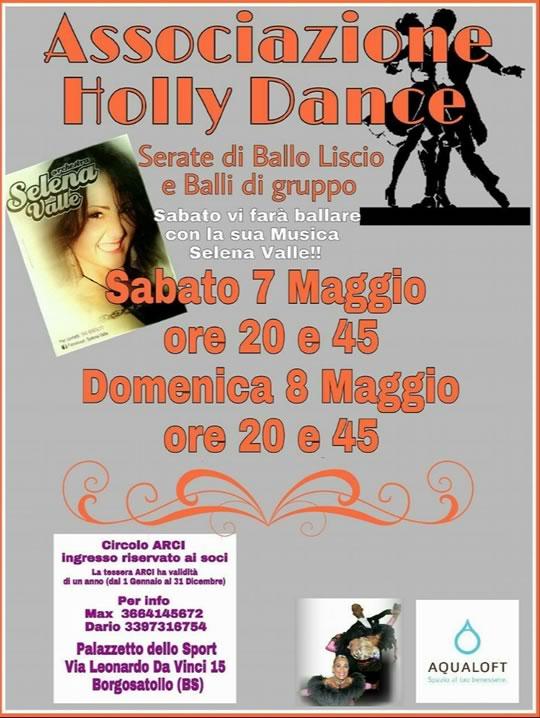 Serate Ballo Lisciio e Balli di Gruppo a Borgosatollo