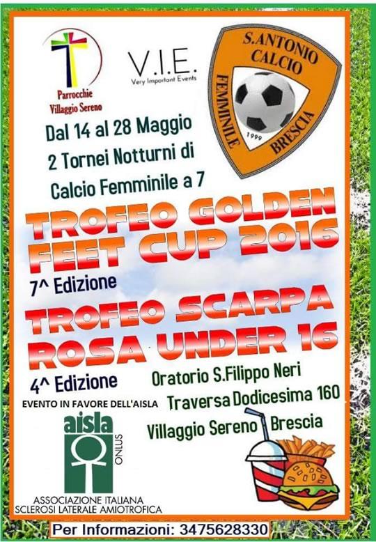 Tornei Notturni Calcio Femminile al Vill Sereno