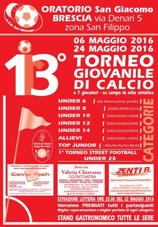 Torneo di Calcio a Brescia