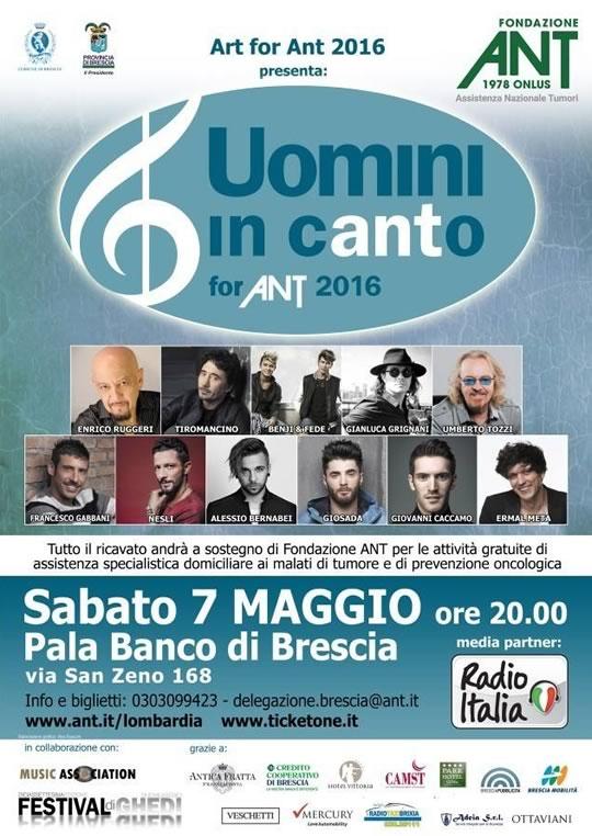 Uomini in Canto a Brescia