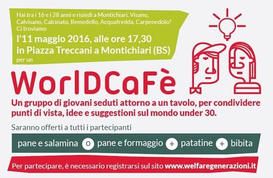 World Cafè a Montichiari