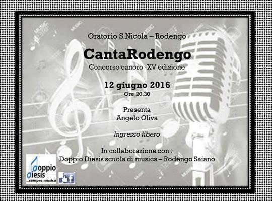 15 CantaRodengo