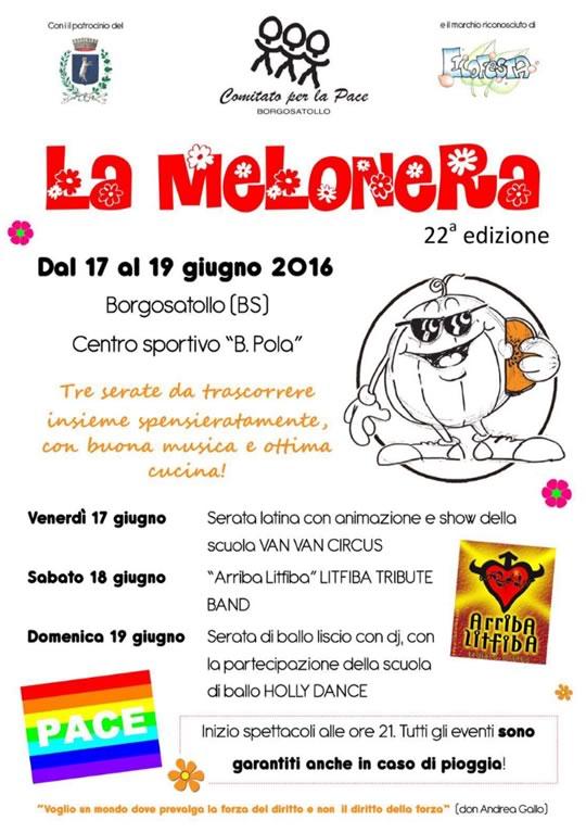 22° Melonera a Borgosatollo