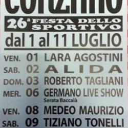 26 Festa dello Sportivo a Corzano
