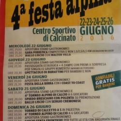 4 Festa Alpina a Calcinato