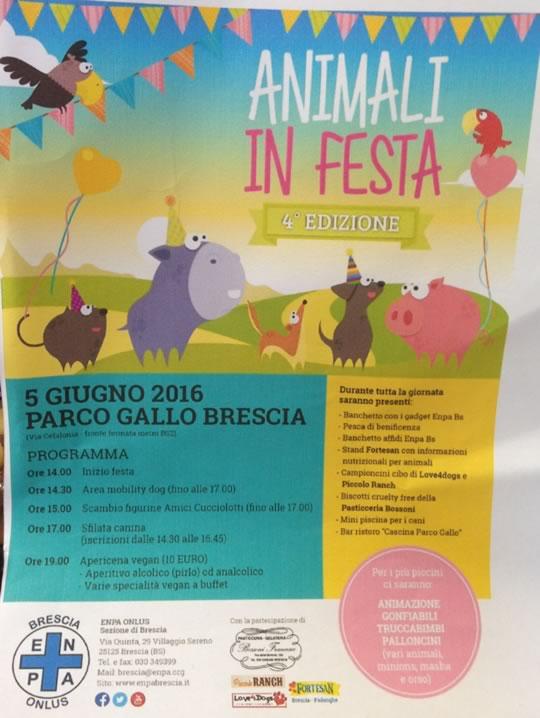 Animali in Festa a Brescia