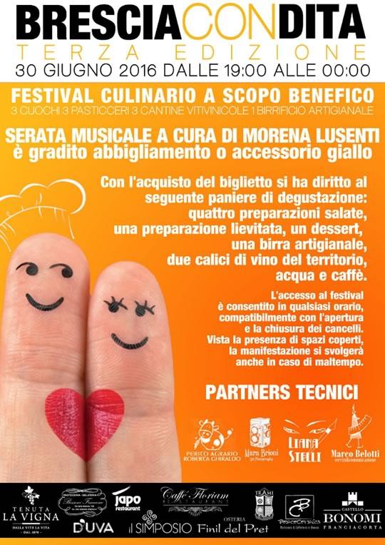 Brescia con Dita 2016