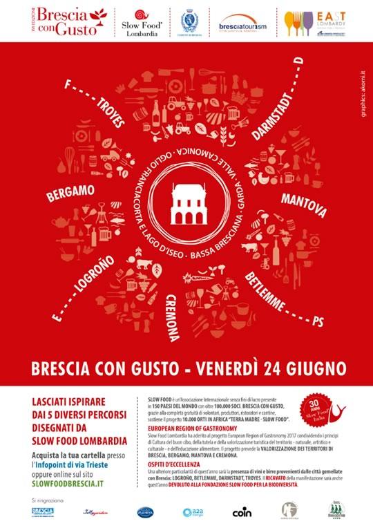 Brescia con Gusto