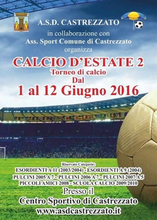 Calcio D'Estate 2 a Castrezzato