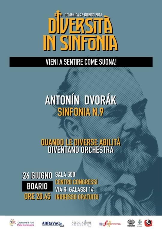 Diversità in Sinfonia a Darfo Boario Terme