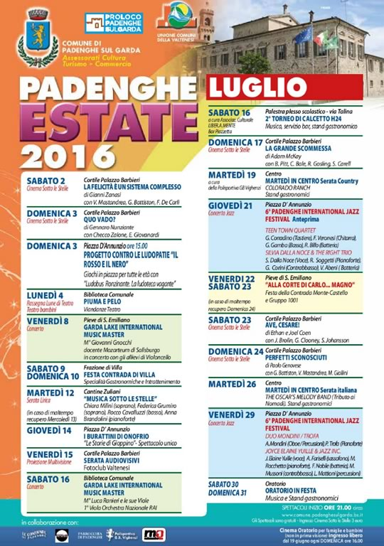 Estate a Padenghe
