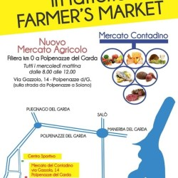 Farmer's Market a Polpenazze del Garda