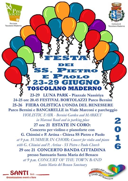 Festa SS Pietro e Paolo a Toscolano Maderno