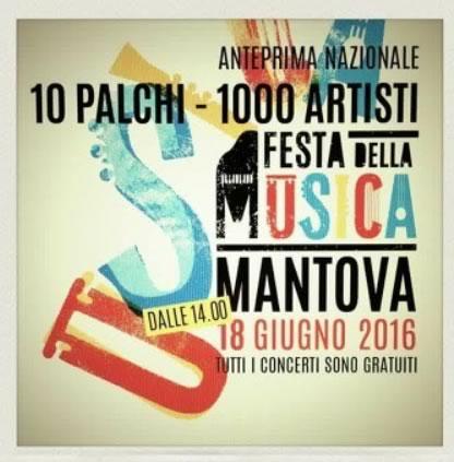Festa della Musica a Mantova