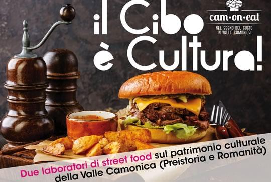 Il Cibo è Cultura in Valle Camonica