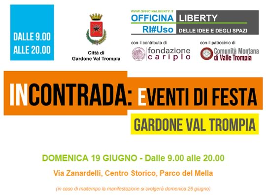 InContrada Eventi di Festa a Gardone VT