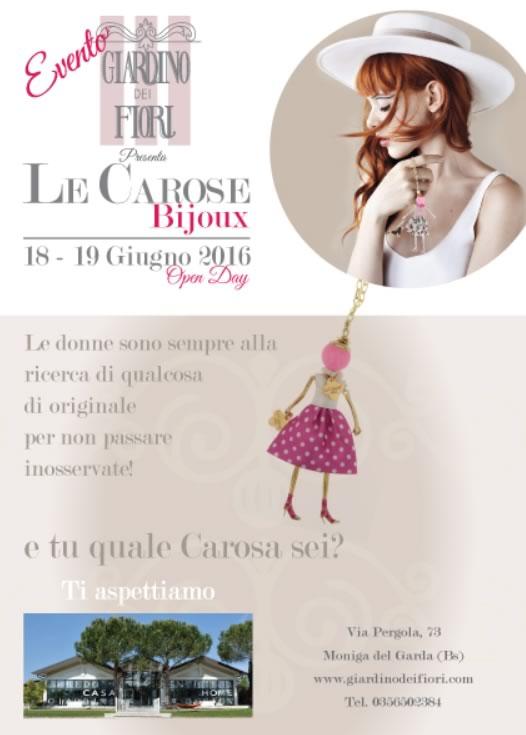 Le Carose Bijoux a Moniga del Garda
