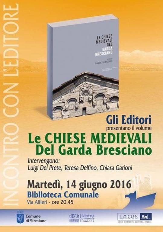 Le Chiese Medievali del Garda Bresciano a Sirmione