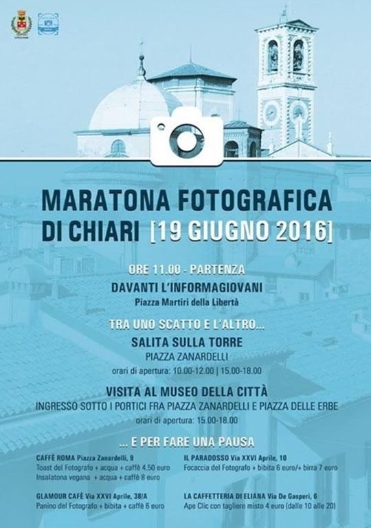Maratona Fotografica di Chiari