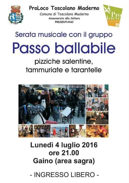 Passo Ballabile a Toscolano Maderno