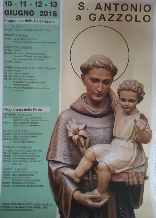 S.Antonio a Gazzolo di Lumezzane