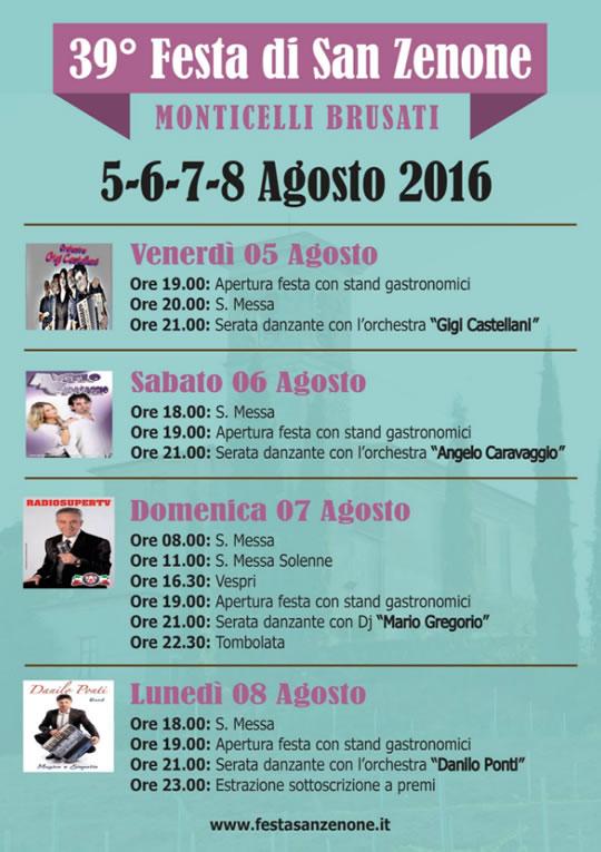 39 Festa di San Zenone a Monticelli Brusati