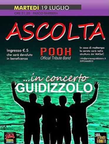 Ascolta in Concerto a Guidizzolo MN