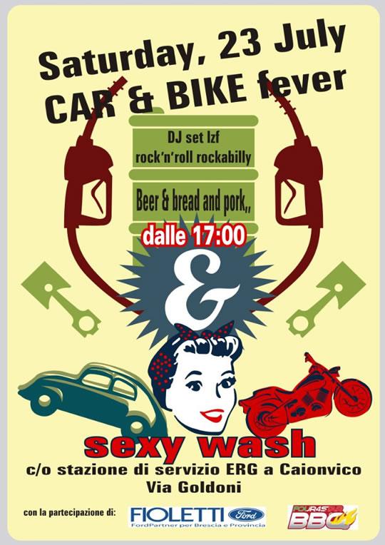 Car & Bike Fever a Caionvico