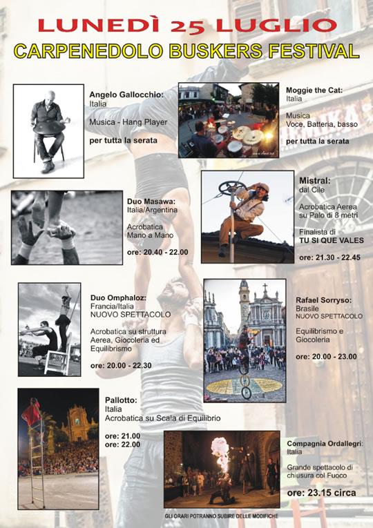 Carpenedolo Buskers Festival