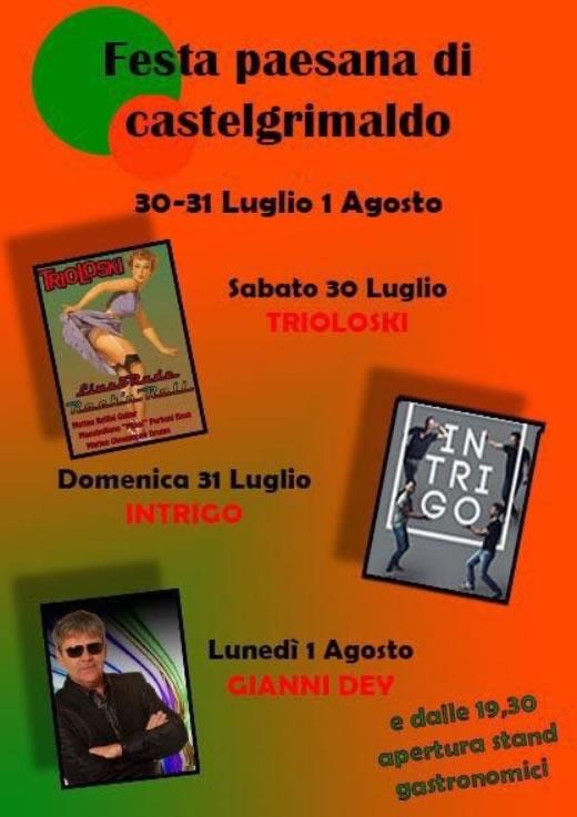 Festa Paesana di Castelgrimaldo