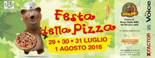 Festa della Piazza a Borgo San Vigilio MN